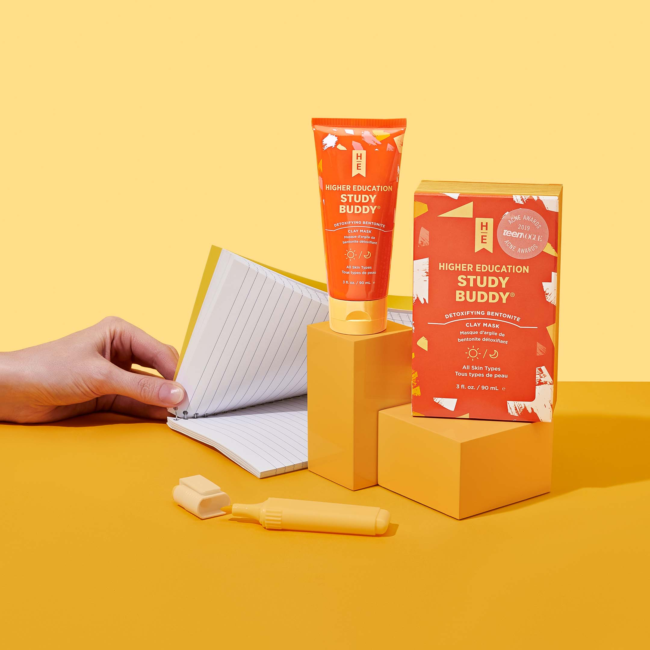 Higher Education Skincare Packaging Design